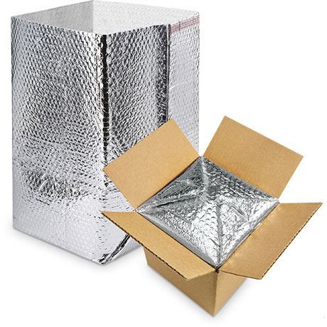 Photo of Insulated Packaging Kit